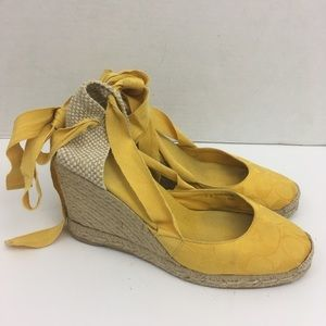 3bf59b868ff Coach Marnie Lace Up Espadrille Sandals